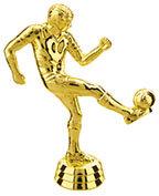 """5"""" Male Soccer Figure"""