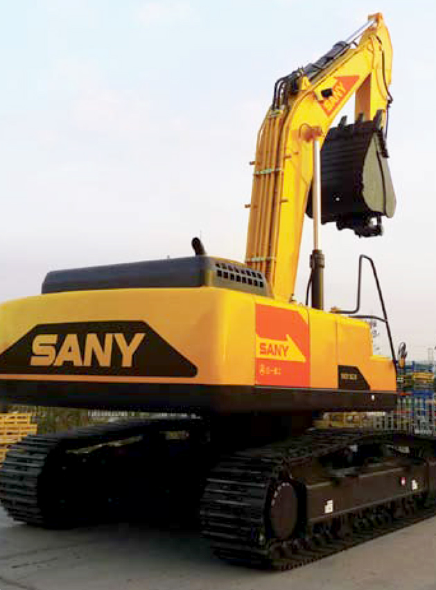 Sany Construction
