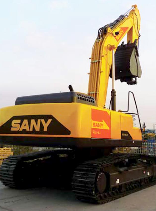 Sany Construction