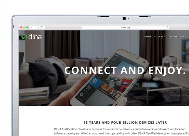 DLNA Website