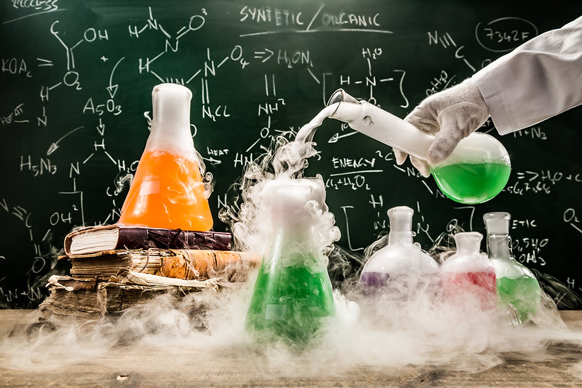Checking the chemical formula in academic laboratory.jpg
