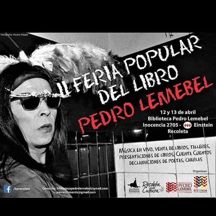 Feria Libro Recoleta_Catalina Mena