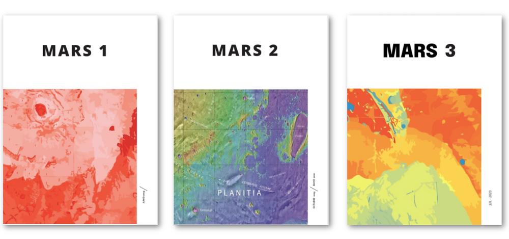 MARS | MARCIAL | Matilde Amigo