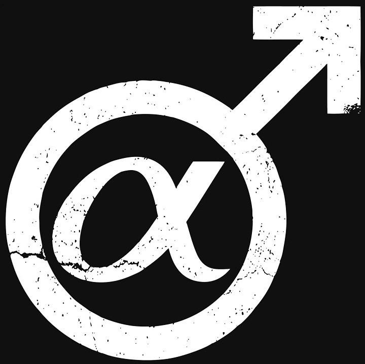 Homoerotismo Alfa