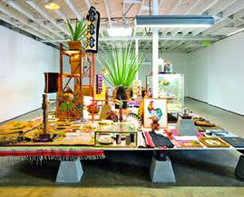 Javier Tapia - Proyecto Travelling Dust en Los Ángeles, California