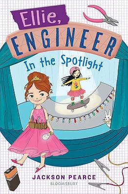 Ellie Engineer 3 - In The Spotlight cove