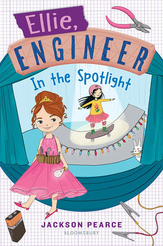 Ellie Engineer 3 - In The Spotlight cove