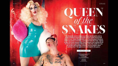 The Gay Times Magazine