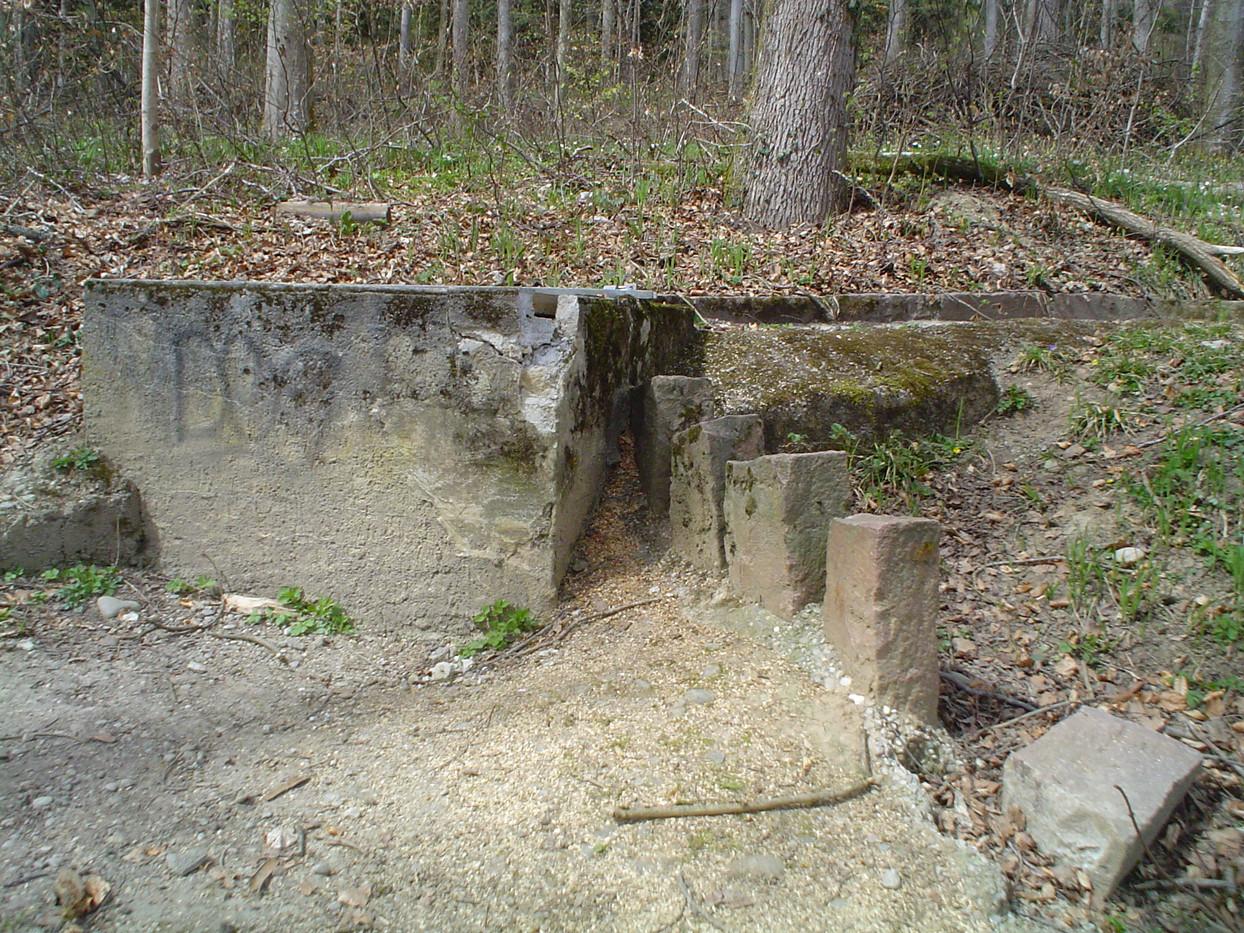 Wasserfassung Hofstetten