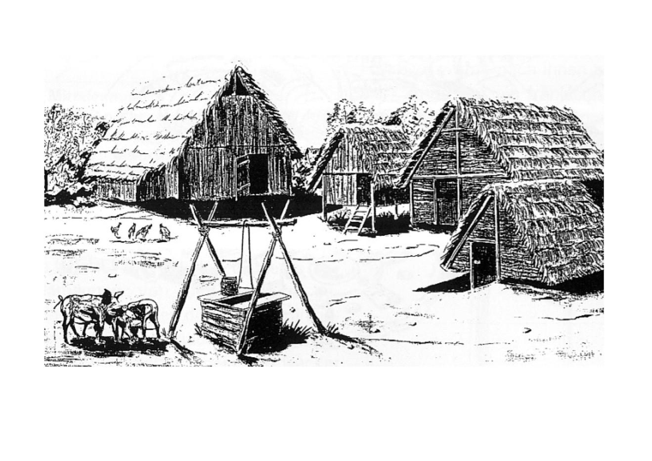Alemannisches Dorf