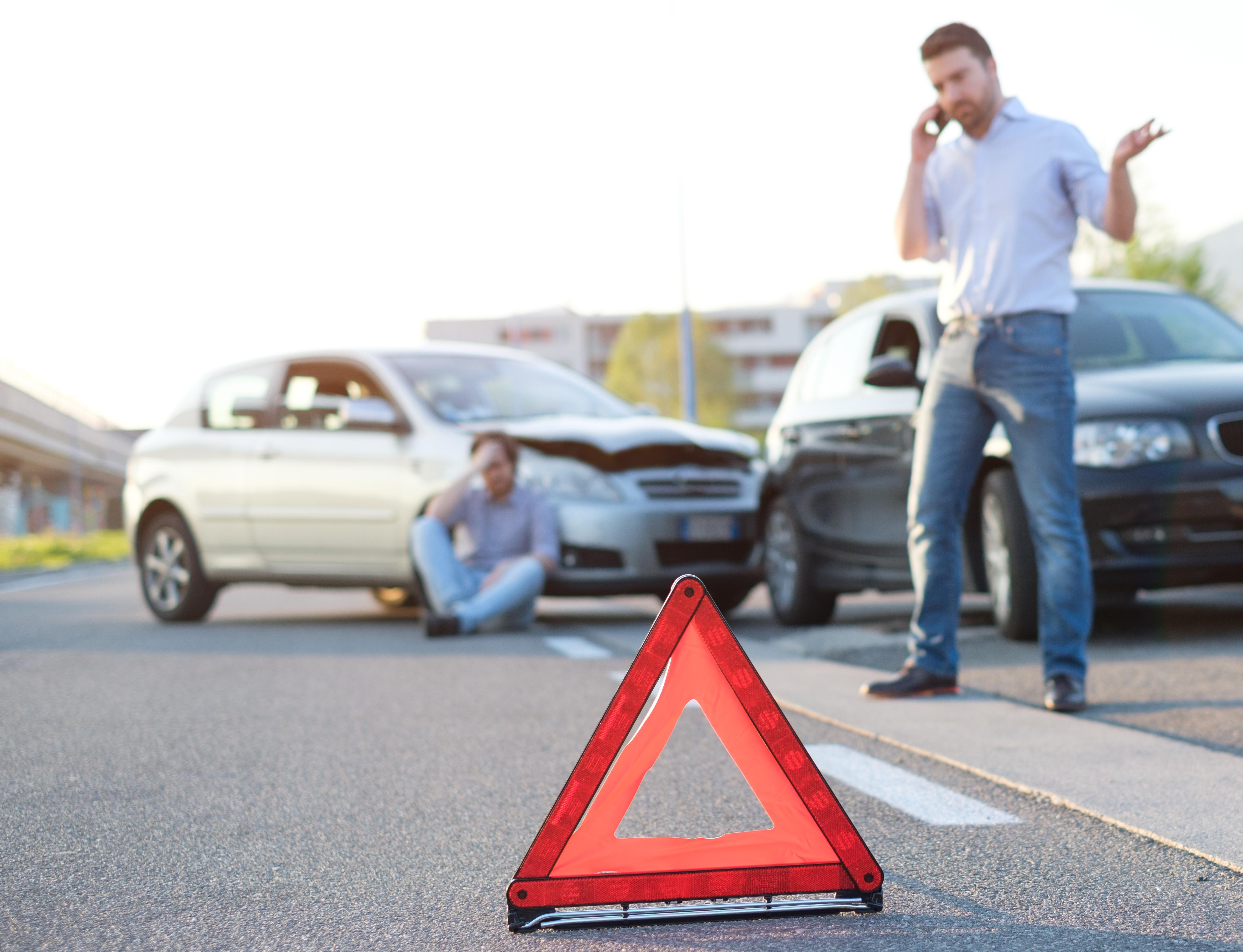 Even fender benders cause injuries.