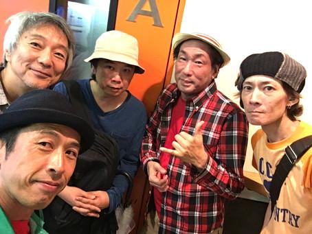 TRAKrage5名古屋&大阪行くよーん