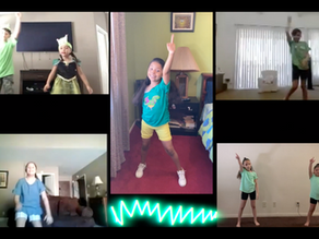 Monster in Me! Music and Dance for Wellness