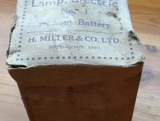 Blackout Lamp