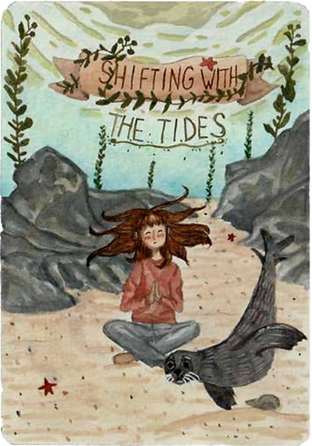 Shifting With The Tides cover