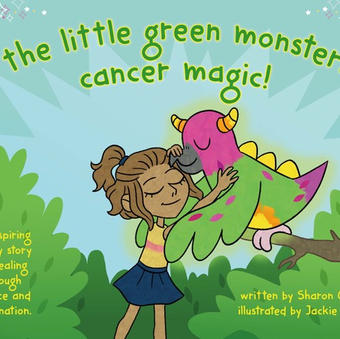 Little Green Monster: Cancer Magic!