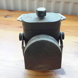 WW2 Army Issue Blackout Lamp