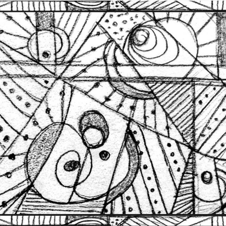 Zentangle Doodling