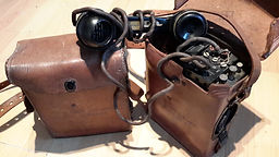EE-8 US Army Signal Corps Field Telephones