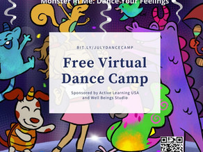 FREE Virtual Dance Camp