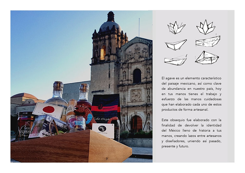 Oaxaca en tu Mesa