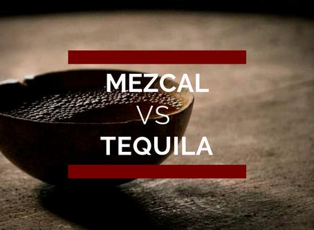 Mezcal Vs Tequila, Principales Diferencias.