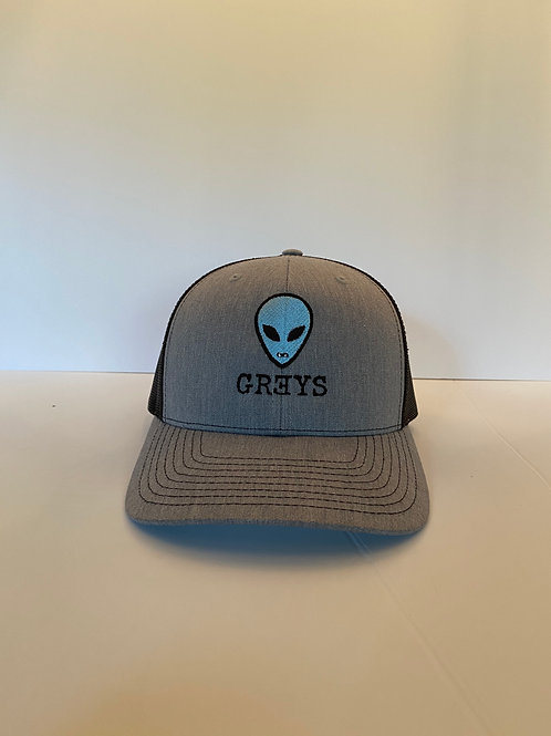 Greys Trucker Hat