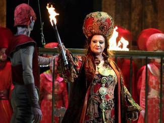 Samson i Dalila Opera Wrocławska fot. Marek Grotowski
