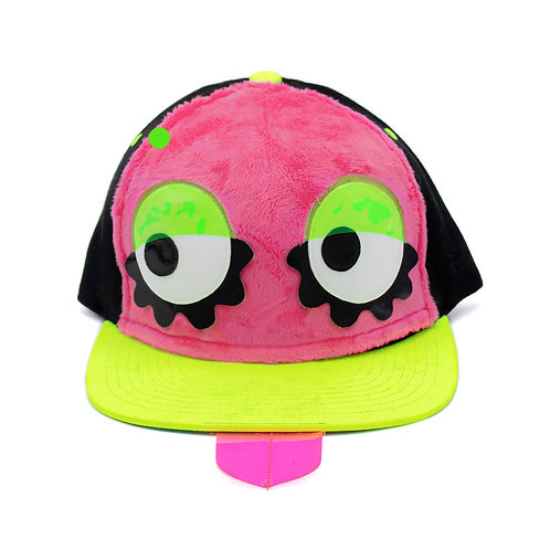 Sun's Out, Tongue's Out Hat - Pink