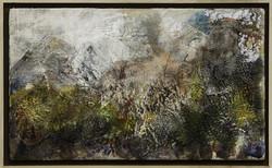 Santa Fe Fall Triptych Panel 2