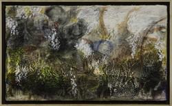 Santa Fe Fall Triptych Panel 3