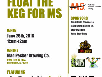 Cerveceros Brew for a Cause