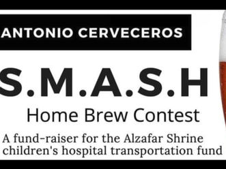 SMaSH Your Home Brew Competition