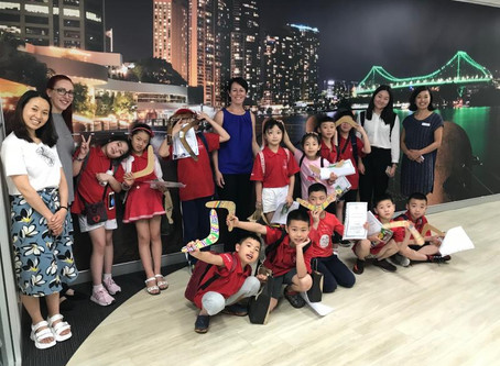 Imagine Education hosts Jiaxun Education