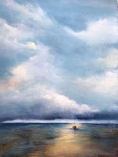 Peacefully Adrift