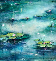 Misty Waters Small