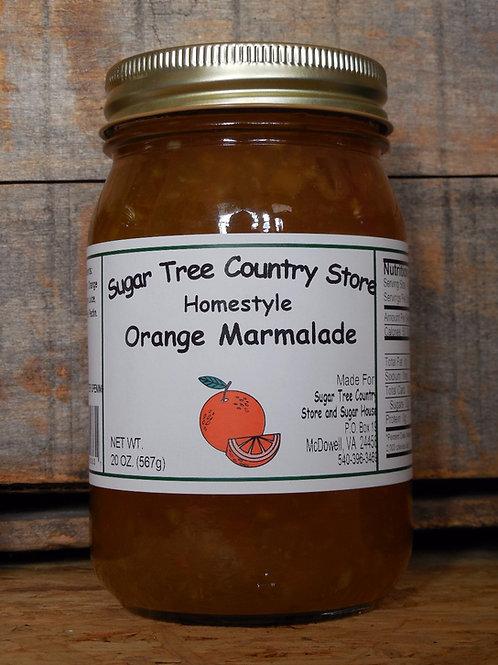 Homestyle Orange Marmalade - Pint