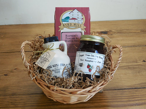 Breakfast Gift Basket-Medium