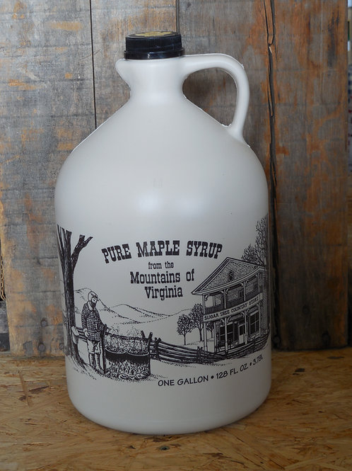 "Pure Maple Syrup(Grade ""A"" Amber Rich)"