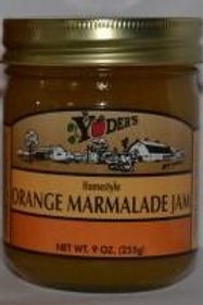 Homestyle Orange Marmalade - 1/2 pint