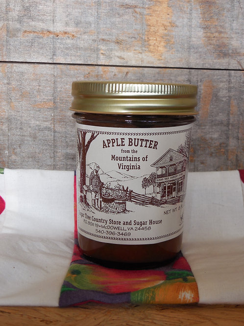 Sugar Tree Country Store Apple Butter - Half Pint