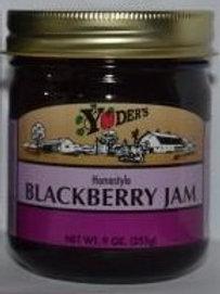 Homestyle Blackberry Jam - 1/2 pint