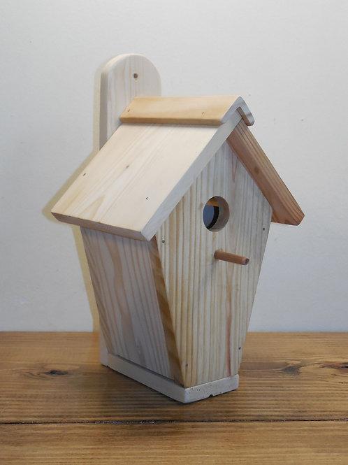 Handcrafted Wooden Wren House