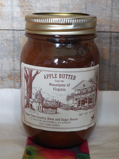 Sugar Tree Country Store Apple Butter - Pint