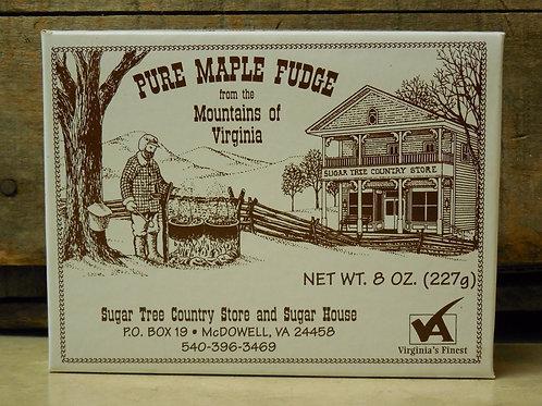 Pure Maple Fudge - 8 oz.