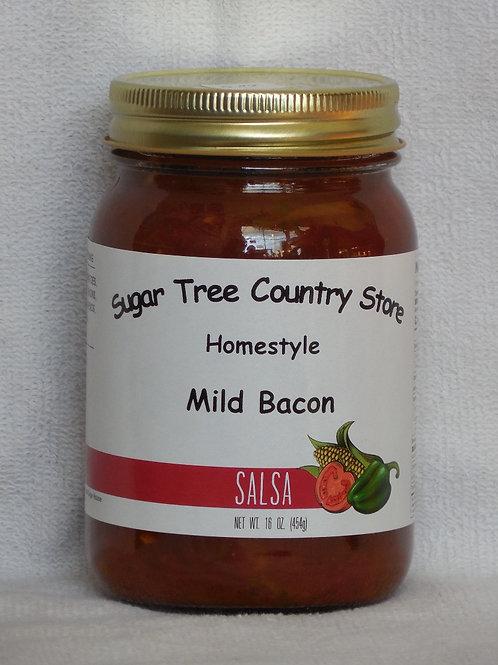 Mild Bacon Salsa - Pint