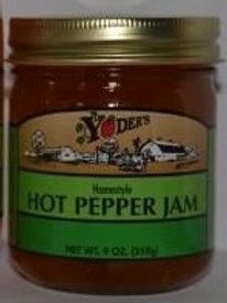 Homestyle Hot Pepper Jam - 1/2 pint