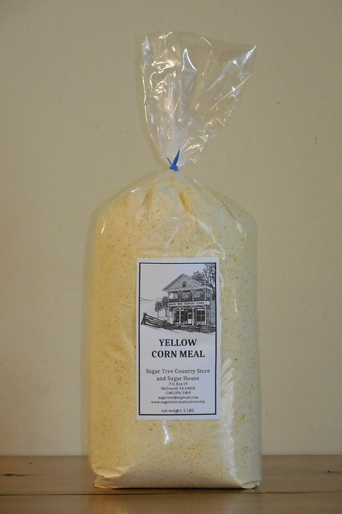 Yellow Cornmeal - 2 lbs.
