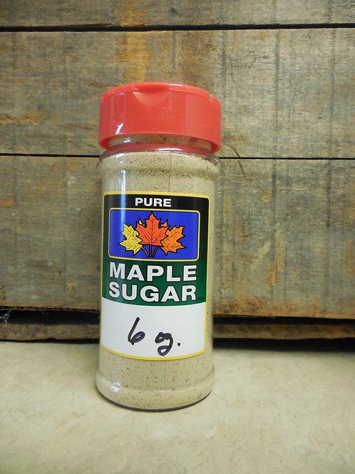 Pure Granulated Maple Sugar - 6oz.