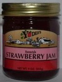 Homestyle Strawberry Jam - 1/2 pint